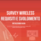Survey Wireless requisiti di sistema